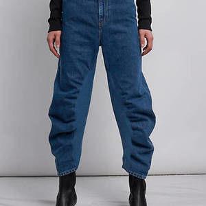 Levi's Barrel Crop Jeans - Half Pipe